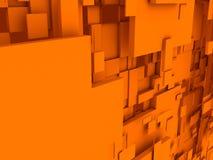 Abstrakcjonistyczny skład Obrazy Stock