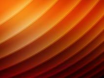 abstrakcjonistyczny skład wygina się gradient linie Fotografia Stock