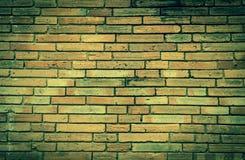 Abstrakcjonistyczny stary ściana z cegieł projekta tło Zdjęcia Royalty Free