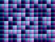 Abstrakcjonistyczny stubarwny gradientu wzór Obraz Royalty Free