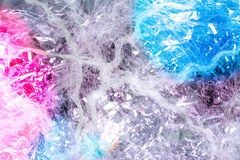 Abstrakcjonistyczny stubarwny tło Obraz Royalty Free