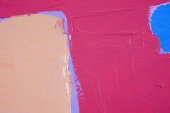 abstrakcjonistyczny sunburn Zdjęcia Stock