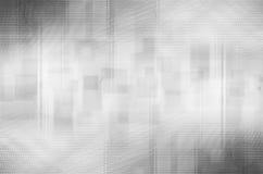Abstrakcjonistyczny szarość okrąg i kwadrata tło ilustracji