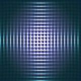 Abstrakcjonistyczny szary tło z białymi i błękitnymi lampasami ilustracja wektor