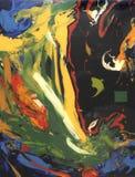 abstrakcjonistyczny szkło royalty ilustracja