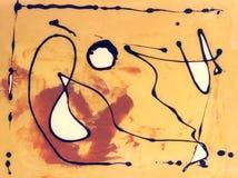 abstrakcjonistyczny szkło ilustracji