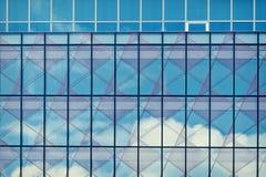 Abstrakcjonistyczny szkło Obrazy Stock