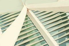 Abstrakcjonistyczny szkło Fotografia Stock
