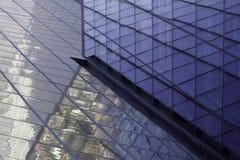 abstrakcjonistyczny szkło Zdjęcie Royalty Free
