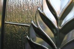 Abstrakcjonistyczny szklany projekt zdjęcie royalty free