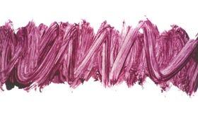 Abstrakcjonistyczny sztandar. Zdjęcie Royalty Free