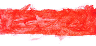 Abstrakcjonistyczny sztandar. Obraz Royalty Free