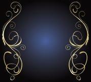abstrakcjonistyczny sztandar Zdjęcie Stock