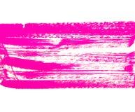 Abstrakcjonistyczny sztandar akwareli tło Obrazy Royalty Free