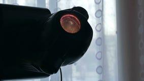 Abstrakcjonistyczny tła światła laser zbiory wideo
