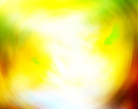abstrakcjonistyczny tła światła ruch Fotografia Stock