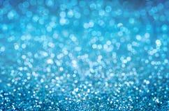 Abstrakcjonistyczny tła błękit Obraz Royalty Free