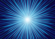 abstrakcjonistyczny tła błękita wektor ilustracja wektor