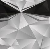 abstrakcjonistyczny tła czerń biel royalty ilustracja