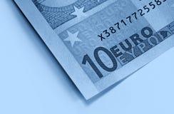 abstrakcjonistyczny tła euro pieniądze Obraz Royalty Free
