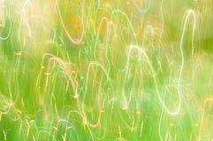 Abstrakcjonistyczny tła jarzyć się Obrazy Royalty Free