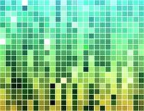 abstrakcjonistyczny tła mozaiki kwadrat taflujący Zdjęcia Stock