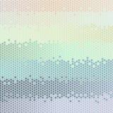abstrakcjonistyczny tła pastelu wektor royalty ilustracja