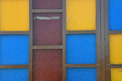 abstrakcjonistyczny tła szkło plamiący tekstury use Obrazy Royalty Free