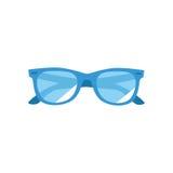 abstrakcjonistyczny tła wizerunku wektor Ikony lata okulary przeciwsłoneczni Obraz Stock