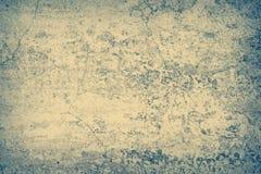 Abstrakcjonistyczny tło ściana na której szary brązu tynk zdjęcie stock