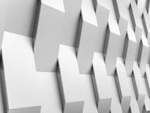 Abstrakcjonistyczny tło ściany geometrii dekoraci tło zdjęcie stock