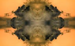 Abstrakcjonistyczny tło. Obrazy Royalty Free