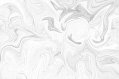 Abstrakcjonistyczny tło, akwareli obmycie, bielu marmuru wzoru tekstury naturalny tło Wnętrza wykładają marmurem kamiennej ściany ilustracji