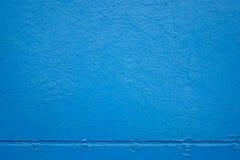 Abstrakcjonistyczny tło colour błękit kruszcowy obraz stock