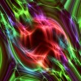 abstrakcjonistyczny tło coloured wielo- plamy ilustracji
