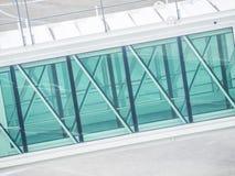 Abstrakcjonistyczny tło część jetway Zdjęcie Royalty Free