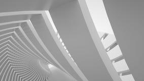 Abstrakcjonistyczny tło, 3 d odpłaca się Zdjęcie Royalty Free
