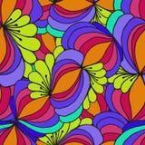 Abstrakcjonistyczny tło geometrical wzorów rysować Fotografia Royalty Free