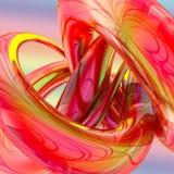 Abstrakcjonistyczny tło. Jaskrawy i świąteczny. Fotografia Stock