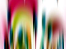 Abstrakcjonistyczny tło, kolory, cienie, grafika ilustracja wektor