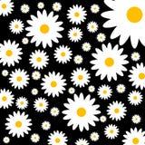 abstrakcjonistyczny tło kwiecisty Zdjęcia Royalty Free