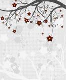 abstrakcjonistyczny tło kwitnie naturę Zdjęcia Royalty Free