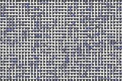 Abstrakcjonistyczny tło lub tekstura dla projekta, rattan wyplatająca mata ilustracji