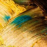 Abstrakcjonistyczny tło, maluje teksturę Fotografia Stock