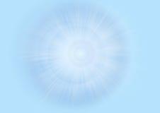 Abstrakcjonistyczny tło, Piękny światło Fotografia Stock
