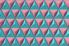 Abstrakcjonistyczny tło poligonalny kształt Zdjęcia Stock