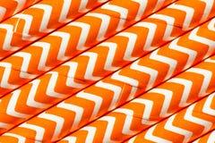 Abstrakcjonistyczny tło pomarańcze wzór Fotografia Stock