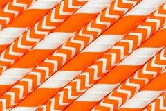 Abstrakcjonistyczny tło pomarańcze wzór Obraz Royalty Free