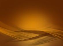 Abstrakcjonistyczny tło: potężne linie i fala Fotografia Stock