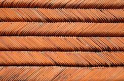 Abstrakcjonistyczny tło, rząd dachowa płytka z wzorem obrazy royalty free